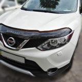 Мухобойка Nissan Qashqai с 2014 «VIP»