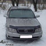 Мухобойка Opel Omega B 1999-2003 «VIP»