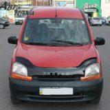 Мухобойка Renault Kangoo 1997-2003 «VIP»