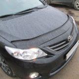 Мухобойка Toyota Corolla 2006-2012 «VIP»