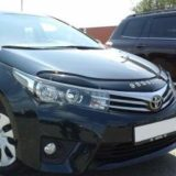 Мухобойка Toyota Corolla с 2013 «VIP»