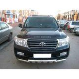 Мухобойка Toyota Land Cruiser 200 «VIP»
