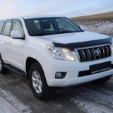 Мухобойка Toyota Land Cruiser Prado 150 «VIP»