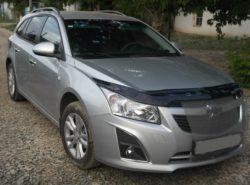 Мухобойка Chevrolet Cruze «VIP»