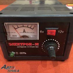 Зарядное устройство Электрон-М