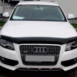 Дефлектор капота Audi A4 «SIM»