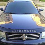 Мухобойка Volkswagen Passat (B5) 2001-2005 «VIP»