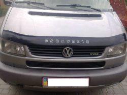 Мухобойка Volkswagen T4 1998-2003 /Caravelle/Multivan «VIP»