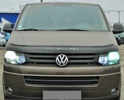 Мухобойка Volkswagen T5+ 2010-2015 «VIP»