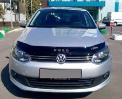 Мухобойка Volkswagen Polo 5 2009- «VIP»