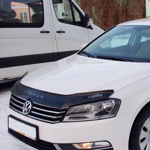 Мухобойка Volkswagen Passat (B7) 2010- «VIP»