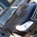Дефлектор капота Chevrolet Epica «SIM»