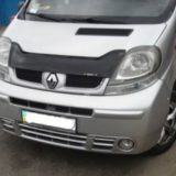 Дефлектор капота Renault Trafiс 01- /Opel Vivaro«FLY»