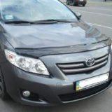 Дефлектор капота Toyota Corolla 07-13 «FLY»
