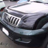Дефлектор капота Toyota Land Cruiser Prado 120 03-09 «FLY»