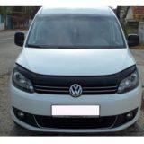 Дефлектор капота VW Caddy 10-16 /Touran «FLY»