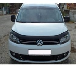 Дефлектор капота VW Caddy 10-16 /Touran «FLY»