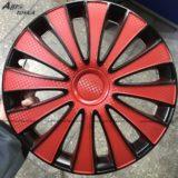 Колпаки Star GMK Red Black R15