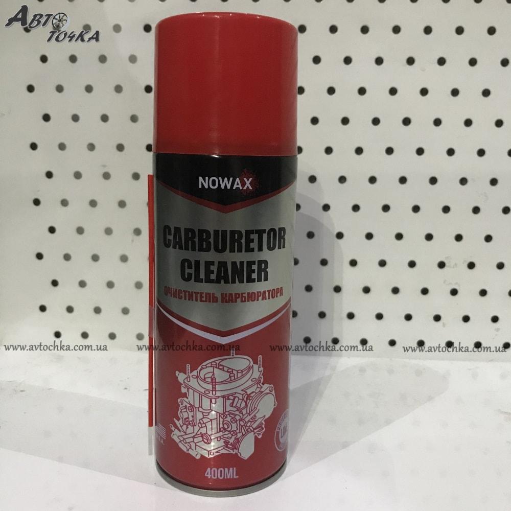 Очиститель карбюратора Nowax 400 ml