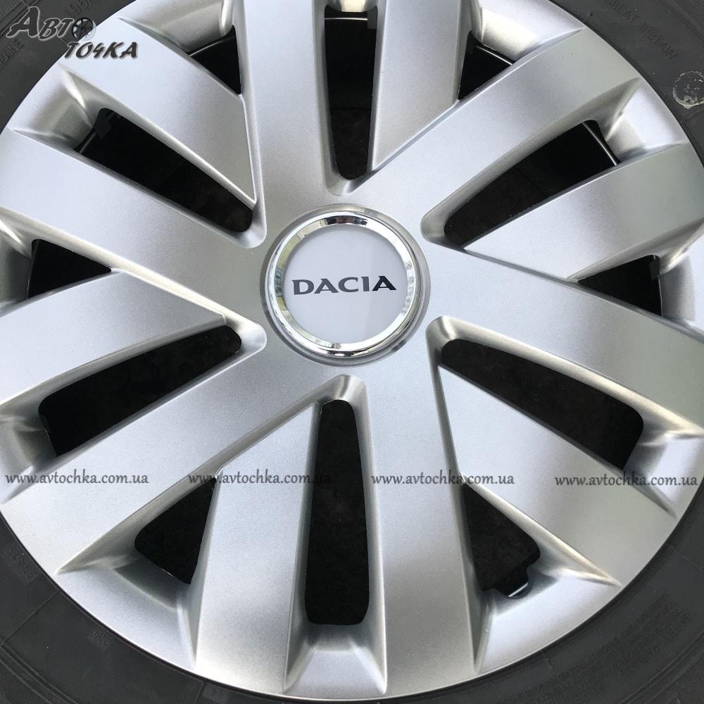 Колпаки Dacia