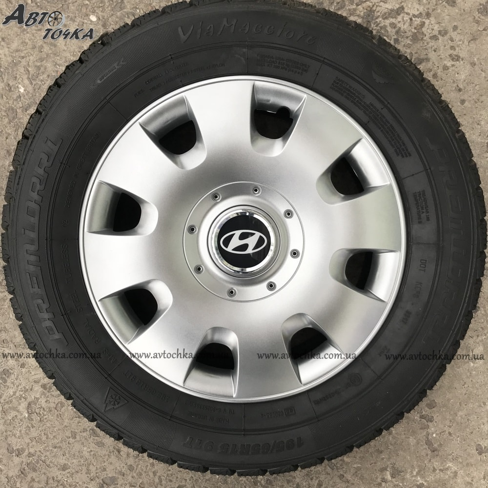 Колпаки Hyundai R15 «SKS-304»
