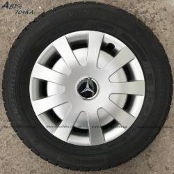 Колпаки для Mercedes