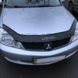 Мухобойка Mitsubishi Lancer «VIP»