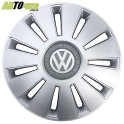Колпаки REX R15 с логотипом Volkswagen