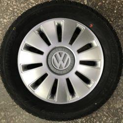 Колпаки REX R14 с логотипом Volkswagen