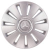 Колпаки REX R15 с логотипом Mercedes