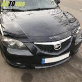 Мухобойка Mazda 3 «VIP»