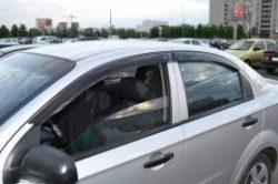 Ветровики Chevrolet Aveo T250 HIC