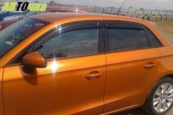 Ветровики Audi A1 Hb 5d 2012