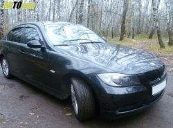 Ветровики BMW 3 2005 (E90)