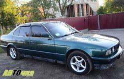 Ветровики BMW 5 (E34) sd 1988-1995