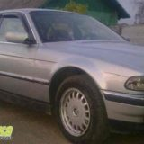 Ветровики BMW 7 (E38) 1994-2001