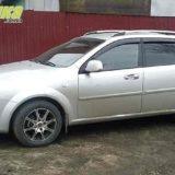 Ветровики Chevrolet Lacetti Wagon «Cobra»