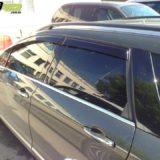 Ветровики Citroen C5 Wagon 2008