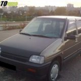 Ветровики Daewoo Tico 1991-2002