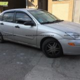 Ветровики Ford FOCUS I Sd/Hb 5d 1998-2004