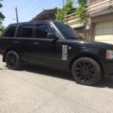 Ветровики Range Rover