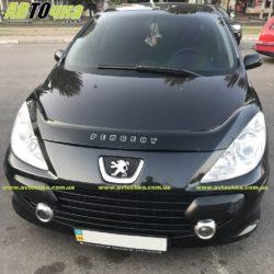 Мухобойка Peugeot 308 «VIP»