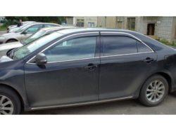 Ветровики Toyota Camry V50 2011-2017 AVTM