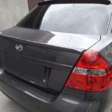 Спойлер крышки багажника Chevrolet Aveo T250