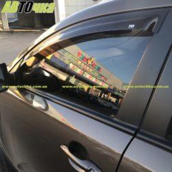Ветровики на Kia Sportage с 2017 «EGR»