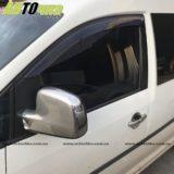 Ветровики Volkswagen Caddy 2004-2014 «Cobra»