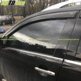 Ветровики Mitsubishi Outlander XL «Cobra»