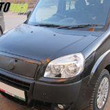 Зимняя накладка Fiat Doblo 2006-2012 (верх)