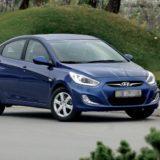 Hyundai Accent 2011-2014