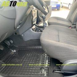 Коврики в салон RENAULT Duster 2WD (2012-2014)